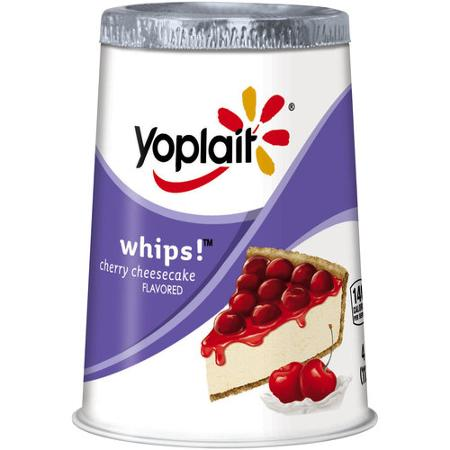 Whips! Cherry Cheesecake