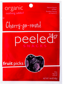 Peeled Snacks Cherry-go-round