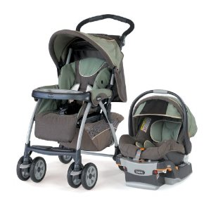 Chicco Cortina Travel Stroller System