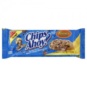 Chips Ahoy! Chocolate Chip Cookies with Reese's