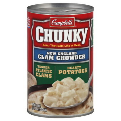 Chunky New England Clam…