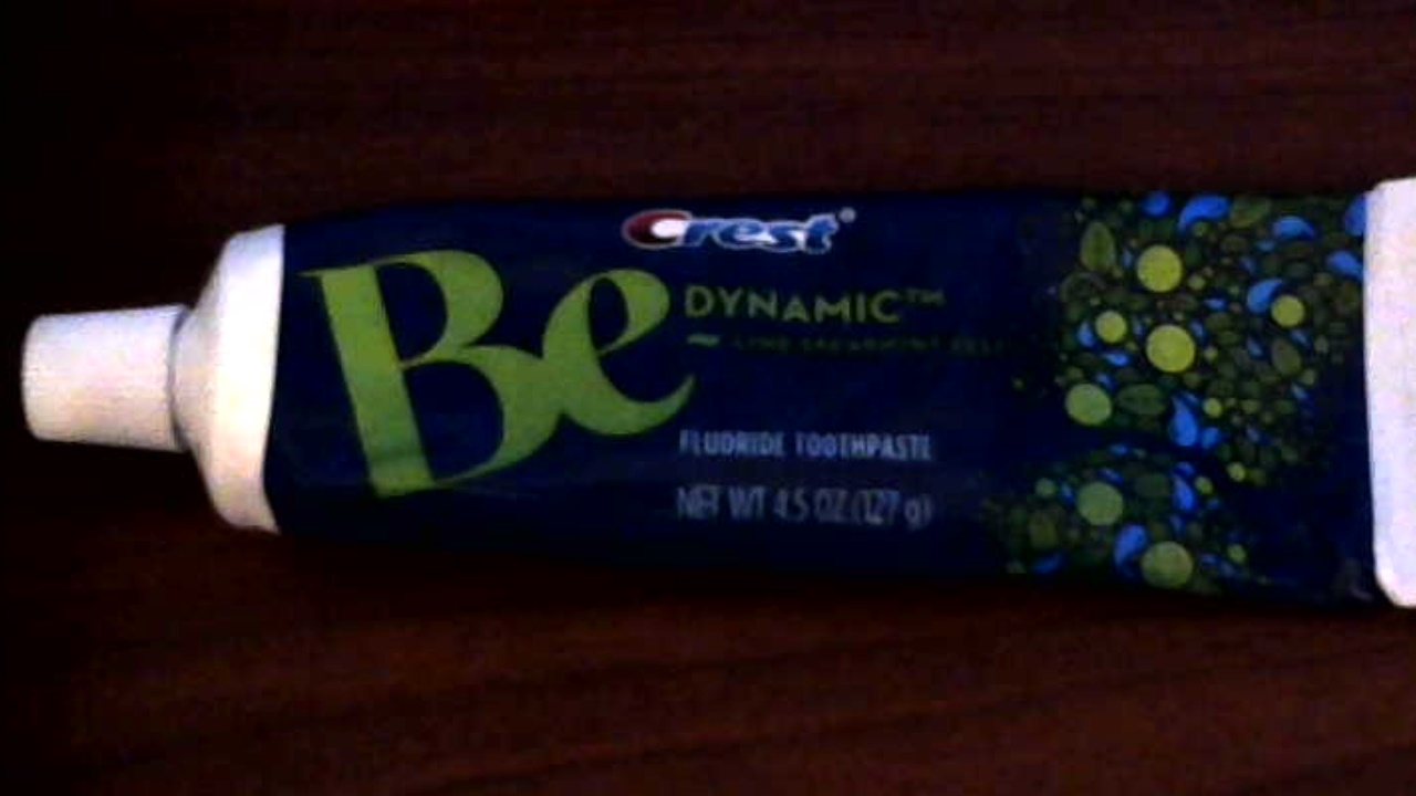 Crest  Be Dynamic Lime S…