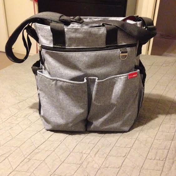 Duo Deluxe Diaper Bag