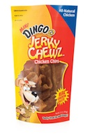 Mini Jerky Chicken Chew…
