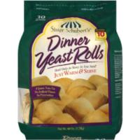 Sister Schuberts Dinner Yeast Rolls Shespeaks