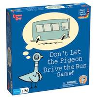 University Games Don't Let the Pigeon Drive the Bus! Game