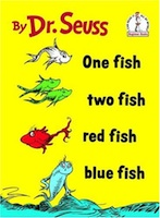 Dr. Seuss One Fish, Two …