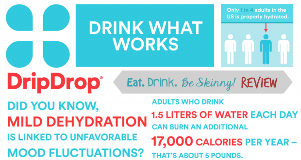 Drip Drop  Hydration Pow…