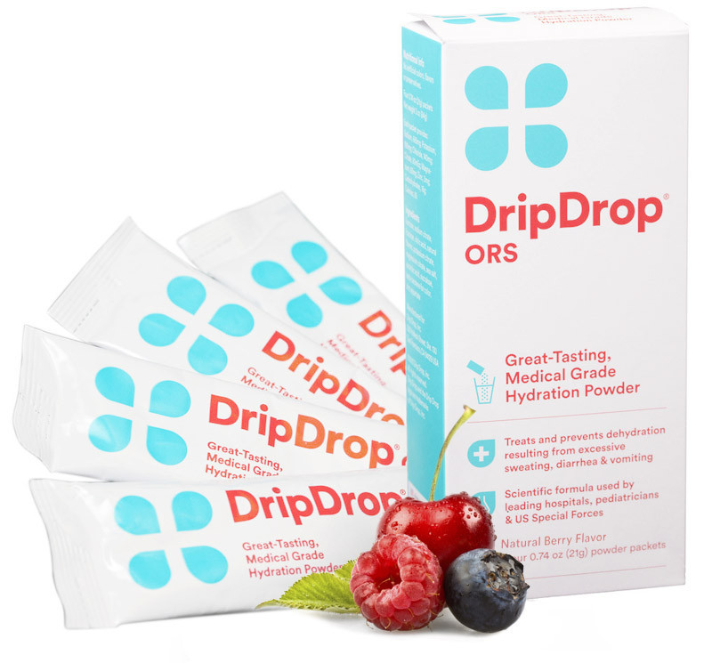 DripDrop Hydration Powder - Berry
