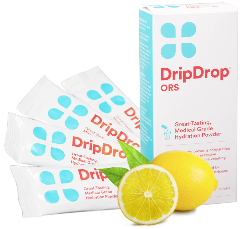 DripDrop Hydration Powder - Lemon