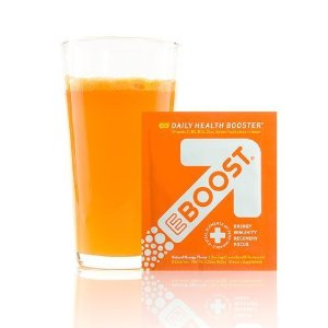 EBOOST Orange Natural Energy Booster