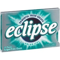 Eclipse Polar Ice Sugarfee Gum