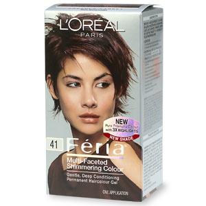 Loreal Feria Hair Color Shespeaks