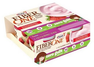Fiber One Yogurt