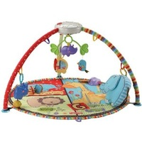 Fisher Price Luv U Zoo Deluxe Musical Mobile Gym
