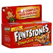 Flintstones Vitamins Childrens Complete Chewable Tablets