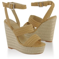 Forever 21  Woven Espadrille Wedge Platforms