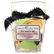 Fortune Cookie Soap Shampoo Bar
