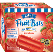 Edy's  Fruit Bars