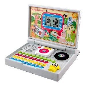 VTech Yo Gabba Gabba Learning Laptop
