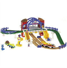 Fisher Price GeoTrax Tra…