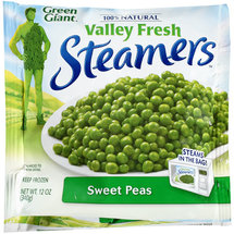 Green Giant Valley Fresh Steamers Sweet Peas