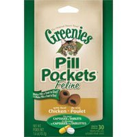 Greenies Pill Pockets Tr…