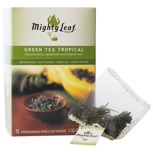 Mighty Leaf Tea Green Te…