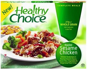 Healthy Choice  Frozen D…