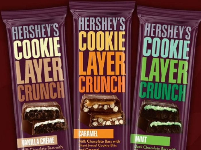 Hershey's Layer Crunch C…