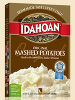 Idahoan  Instant Mashed …
