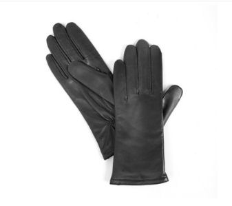 Smooth Leather Gloves w…