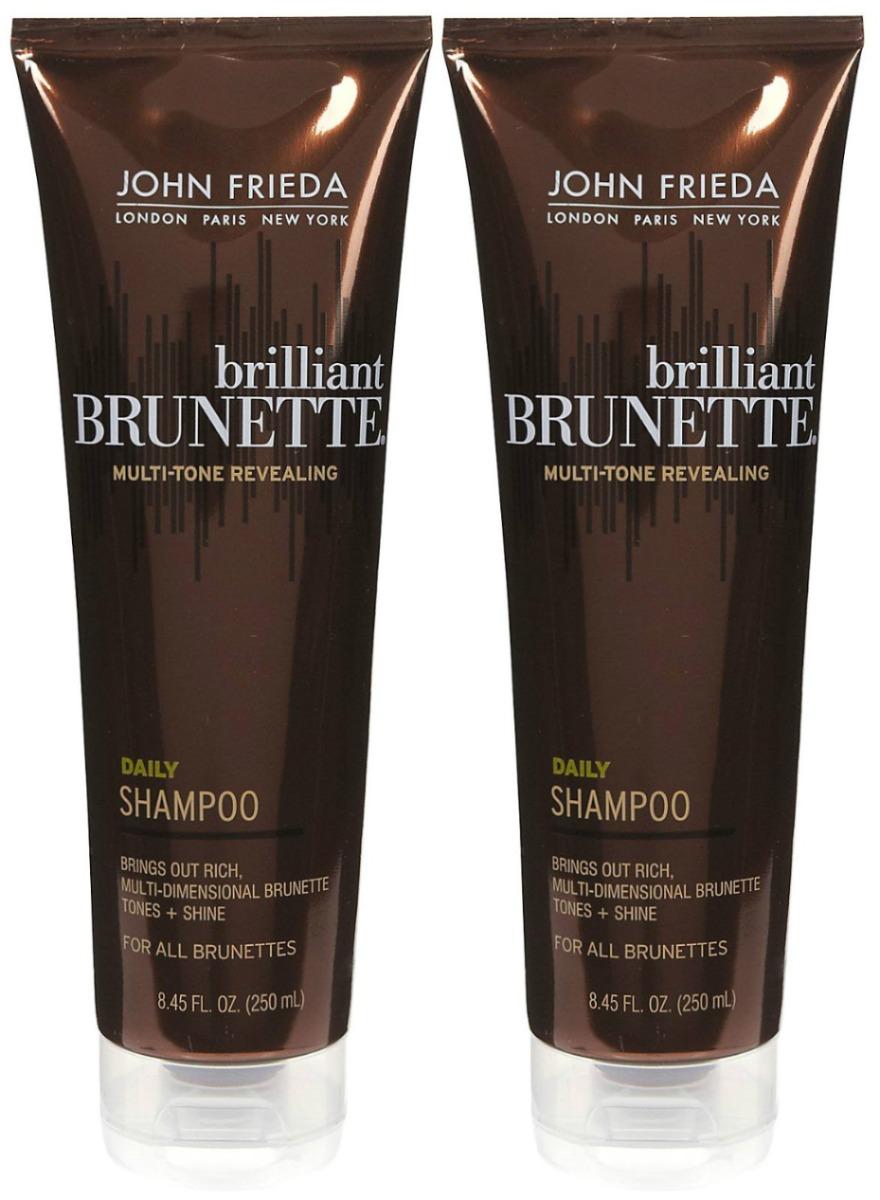John Frieda Brilliant Brunette Shampoo Shespeaks