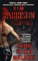 Kim Harrison Dead Witch …