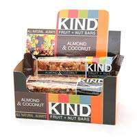 Almond Coconut Snack Bar