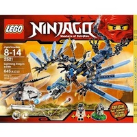 Ninjago Lightning Drago…