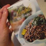 Trader Joe's Steamed Lentils