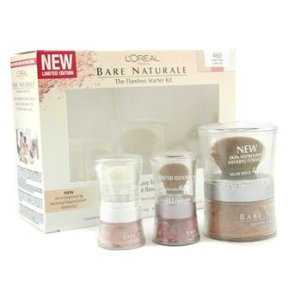 L'Oreal Bare Naturale The Flawless Starter Kit