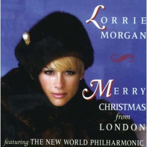 Lorrie Morgan Merry Christmas from London