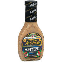Maple Grove Farms of Vermont Fat Free Poppyseed Dressing