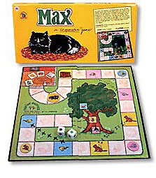 Max the Cat Cooperative Board Game