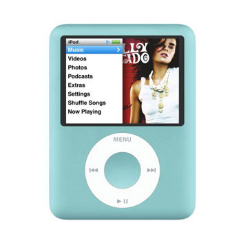Apple iPod Nano Third Ge…