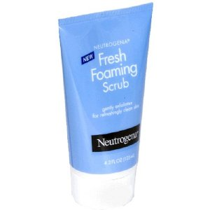 Fresh Foaming Scrub