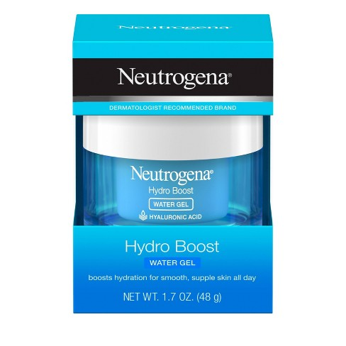 Neutrogena Hydro Boost Hydrating Water Gel Face Moisturizer with Hyaluronic Acid