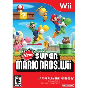 Nintendo Wii New Super M…