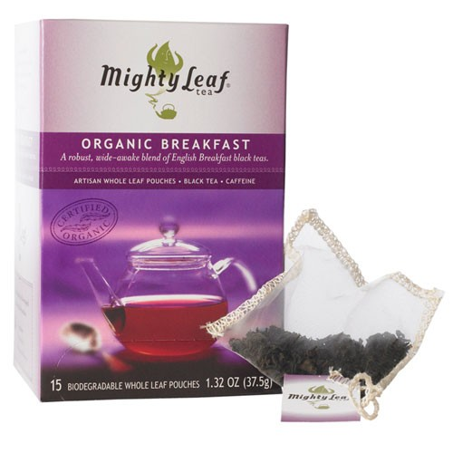 Mighty Leaf Tea Organic Breakfast