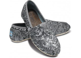 Shine On Pewter Sequins…