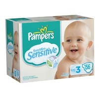 Pampers Swaddlers Sensit…