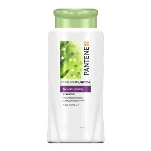 Pantene Nature Fusion Smooth Vitality Shampoo