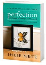 Julie Metz Perfection: Betrayal and Renewal